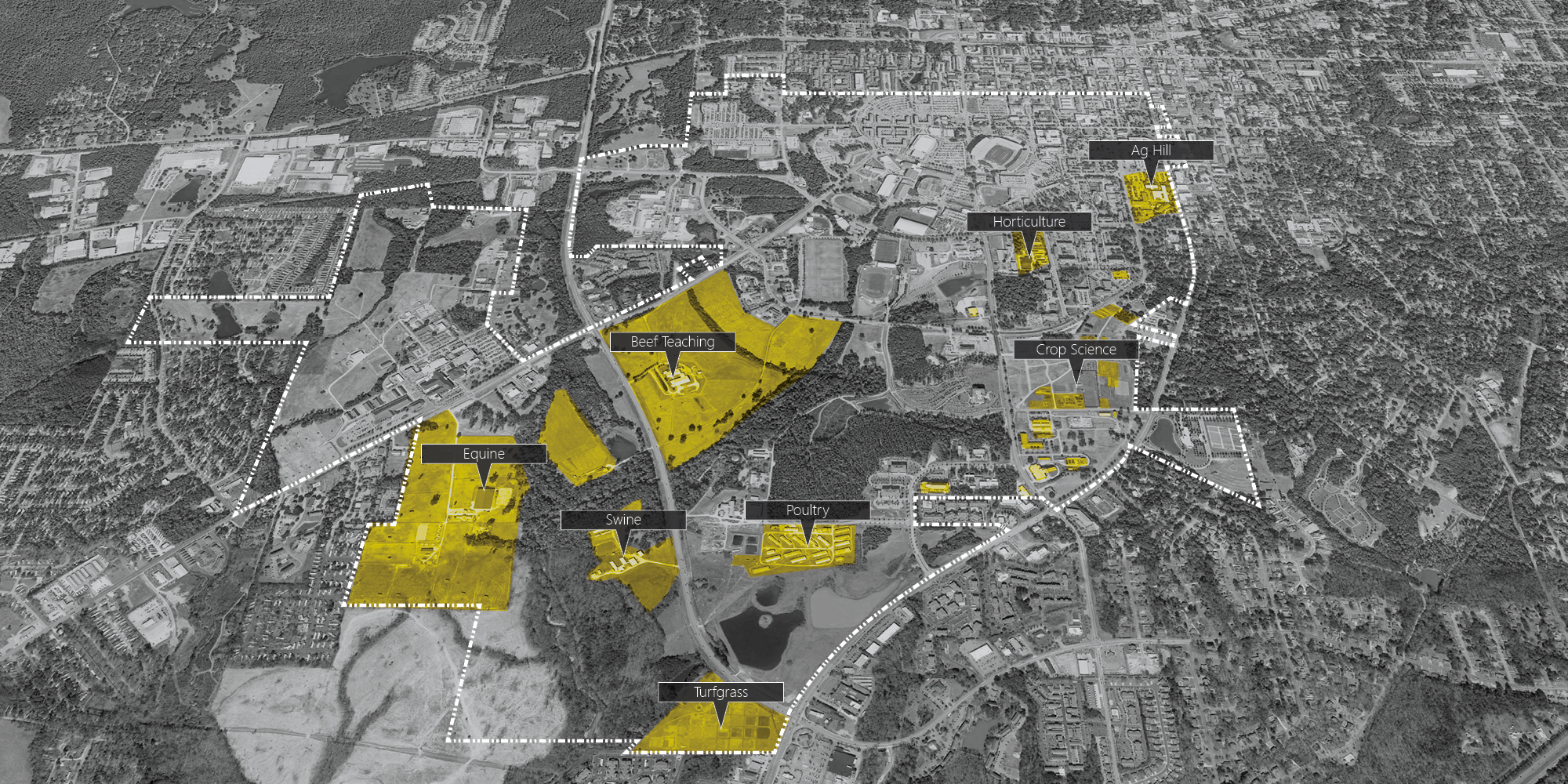 auburn university college of agriculture master plan